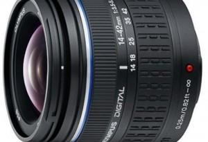 Olympus ZUIKO DIGITAL ED 14-42mm (Bild: Olympus)