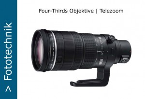 Four-Thirds Telezoom