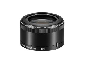 1 Nikkor AW 10mm 1:2,8 (Bild: Nikon GmbH)