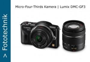 MFT Panasonic Lumix DMC-GF3