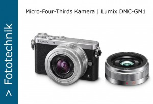 MFT Panasonic Lumix DMC-GM1