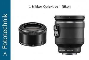 Nikon 1 Nikkor-Objektive