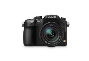 Panasonic Lumix DMC-GH3 - von vorn (Bild: Panasonic)