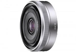 Sony E 16mm F2,8 (Bild: Sony)