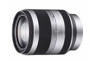 Sony E 18-200mm OSS (Bild: Sony)
