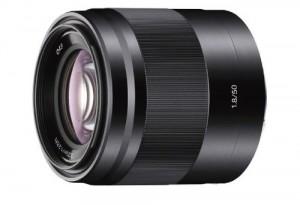 Sony E 50mm OSS (Bild: Sony)