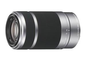 Sony E 55-210mm OSS (Bild: Sony)