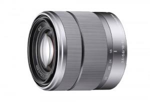 Sony E 18-55mm OSS (Bild: Sony)