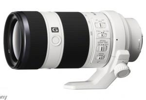 Sony FE 70-200mm G OSS (Bild: Sony)