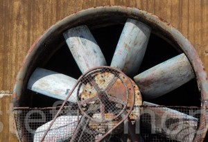 Industrieventilator (© Christoph Hellmann)