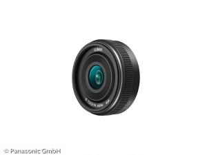 Panasonic Lumix G 14mm II (Bild: Panasonic)