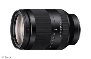 Sony FE 24-240mm F3.5-6.3 OSS (Bild: Sony)