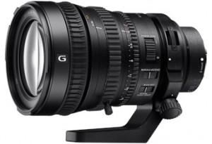Sony FE PZ 28-135 mm F4 G OSS (Bild: Sony)
