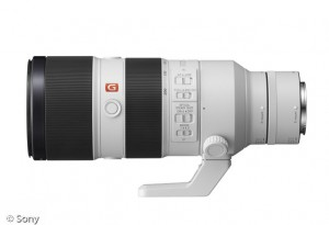 Sony FE 70–200 mm F2,8 GM OSS (Bild: Sony)
