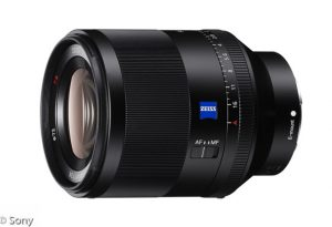 Sony / Carl Zeiss Planar T* FE 50mm F1.4 ZA (Bild: Sony)