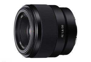 Sony FE 50mm F1.8 (Bild: Sony)