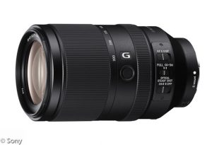 Sony FE 70-300mm F4.5-5.6 G OSS (Bild: Sony)