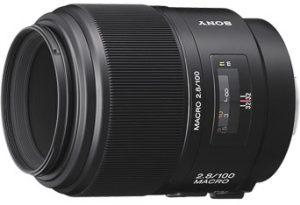 Sony SAL-100M28 (Bild: Sony)