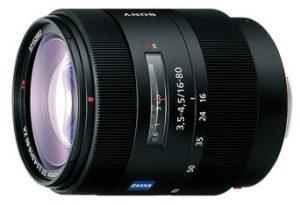 Sony SAL-1680Z (Bild: Sony)