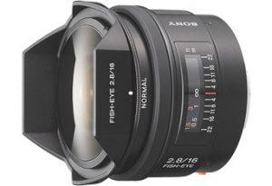 Sony SAL-16F28 (Bild: Sony)