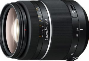 Sony SAL-2875 (Bild: Sony)