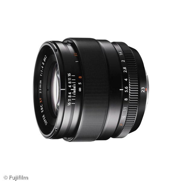FUJINON XF 23mm F2 R WR (Bild: Fujifilm)