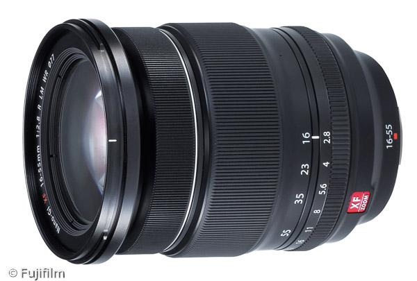 FUJINON XF 16-55mm F2.8 R LM WR (Bild: Fujifilm)