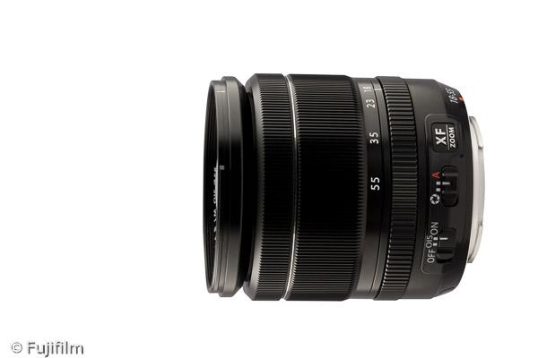 FUJINON XF 18-55mm F2.8-4 R LM OIS (Bild: Fujifilm)