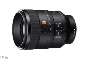 Sony FE 100mm F2.8 STF GM OSS (Bild: Sony)
