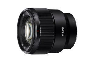 Sony FE 85mm F1.8 (Bild: Sony)