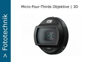 3D MFT-Objektive