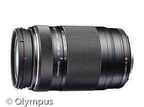 Olympus M.Zuiko Digital ED 75-300mm II (Bild: Olympus)