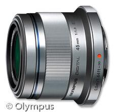 Olympus M.ZUIKO DIGITAL 45mm (Bild: Olympus)