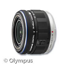 Olympus M.ZUIKO DIGITAL ED 14-42mm (Bild: Olympus)