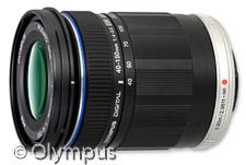 Olympus M.Zuiko Digital ED 40-150mm (Bild: Olympus)