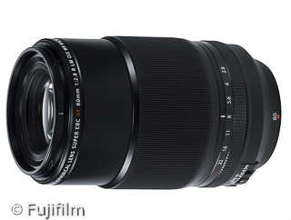 FUJINON XF 80mm F2.8 R LM OIS WR Macro (Bild: Fujifilm)