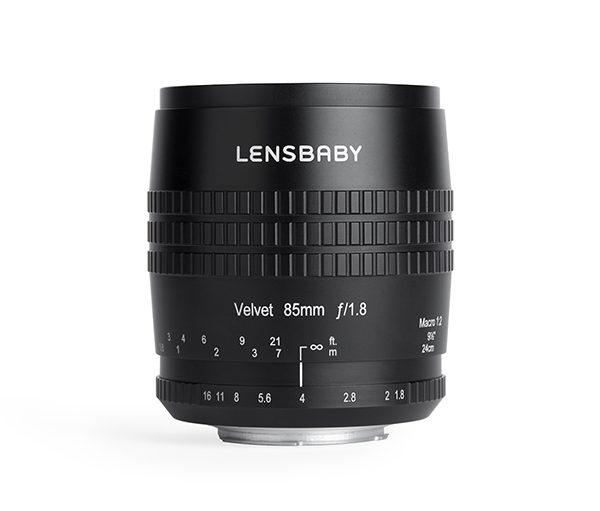 Lensbaby Velvet 85 (Bild: Lensbaby)