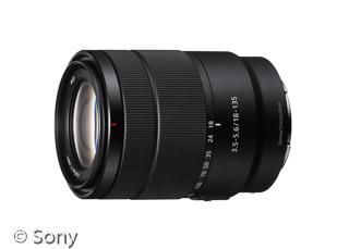 Sony E 18-135mm F3.5-5.6 OSS (Bild: Sony)